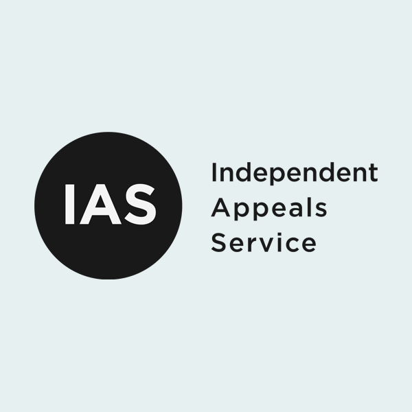 independent appeals service logo
